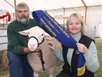 Wingamin 053226 Class Winner at all Shows in 2006 and Champion ram at the Australian Sheep and Wool Show