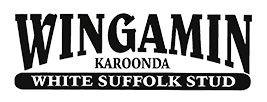 Wingamin White Suffolks